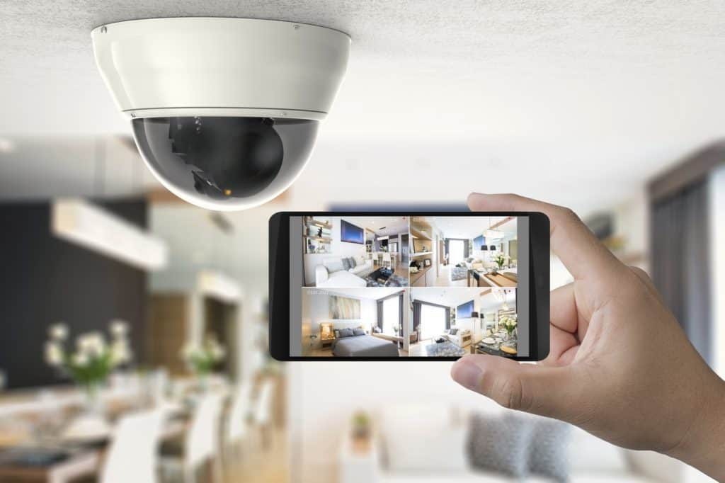 security systems that work with Amazon Echo