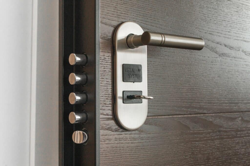 modern door locks