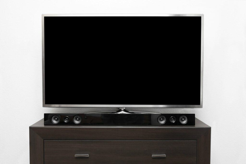 TV sound bars